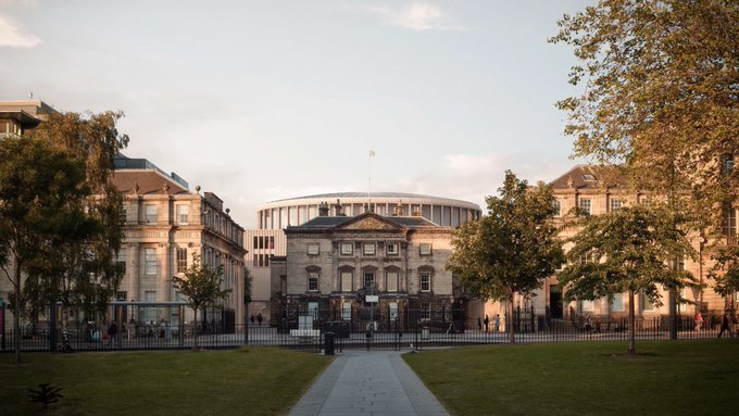 Edinburgh's first concert hall in 100 years